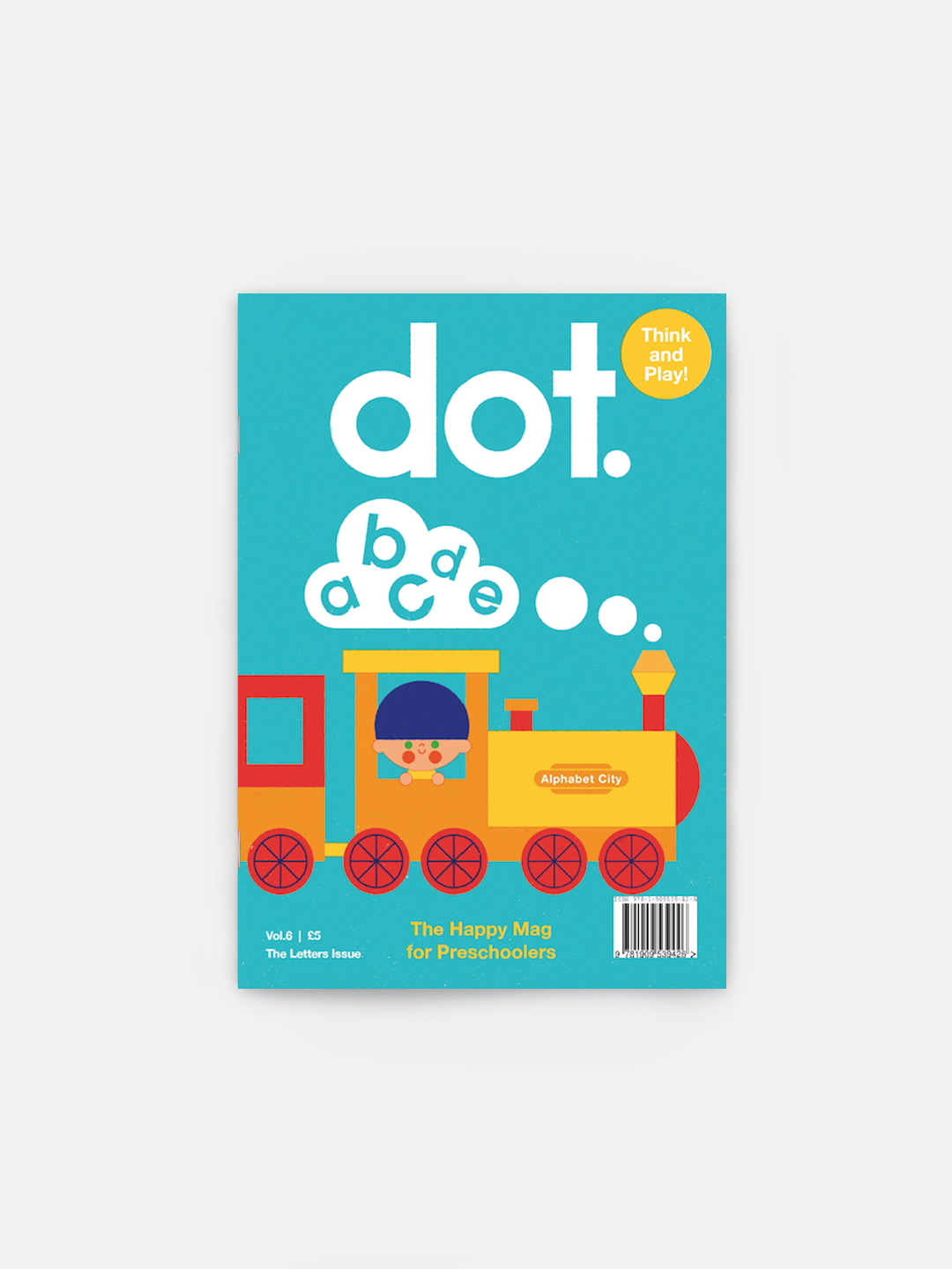 DOT – The Letters Issue