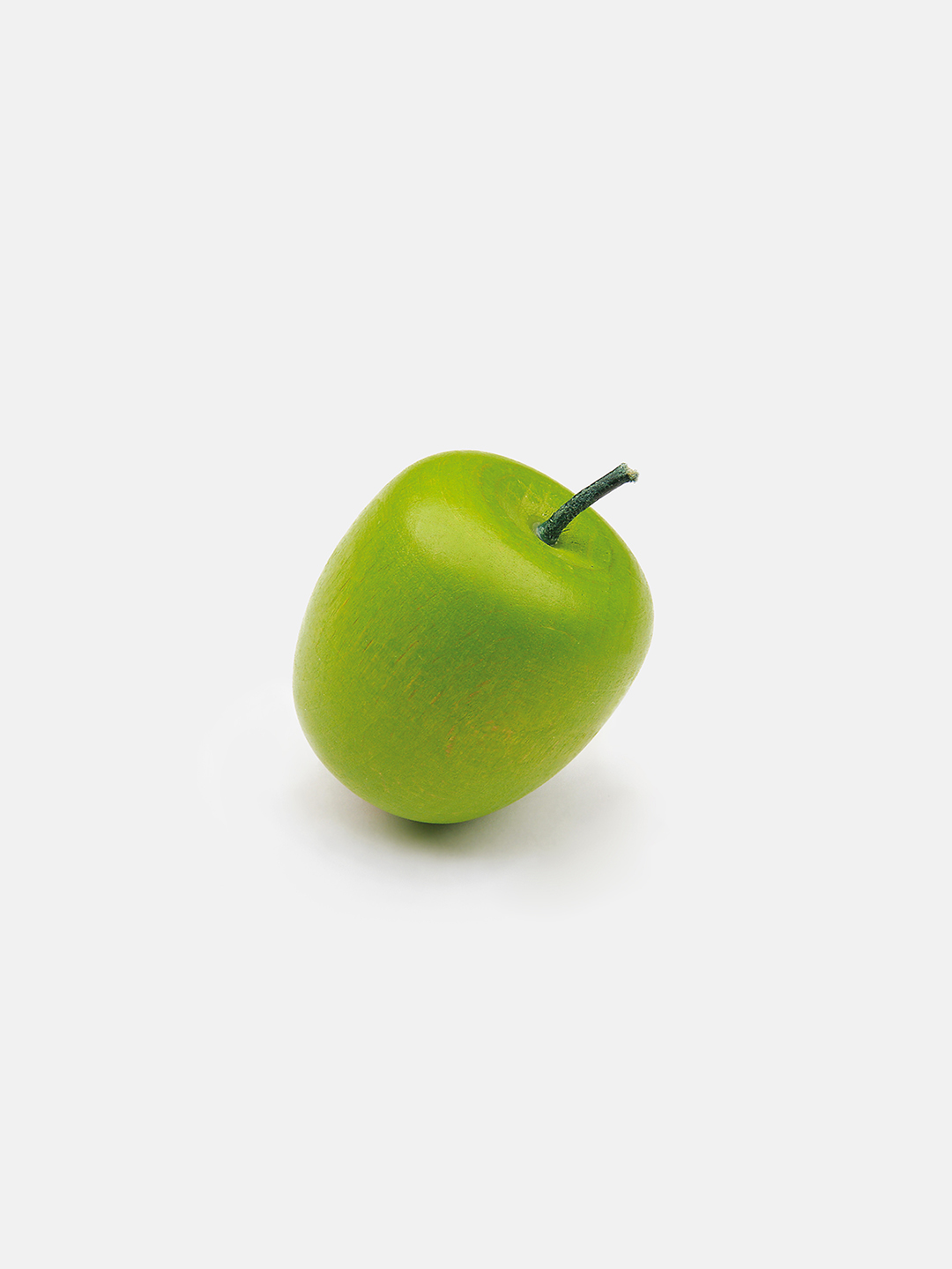 Wooden Fruit - Green Apple