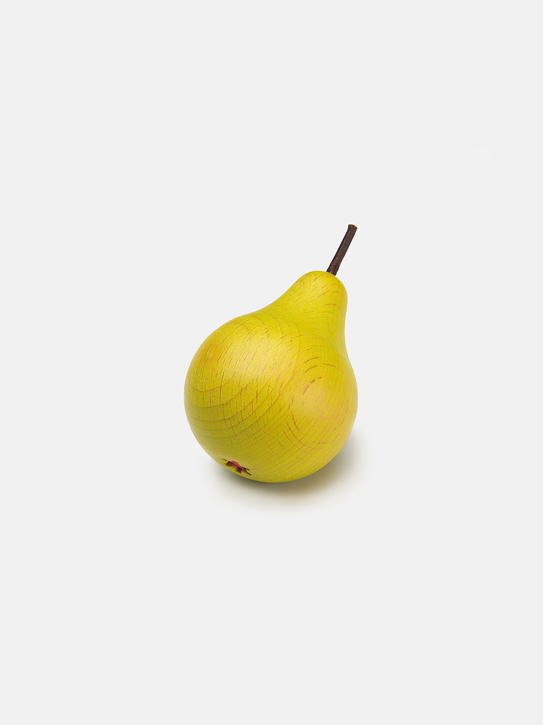 Wooden Fruit - Green Pear