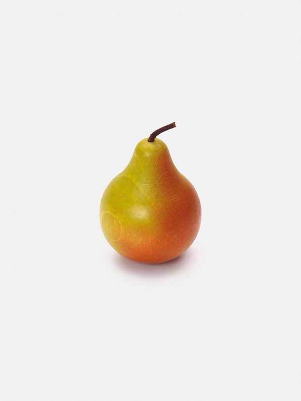 Wooden Fruit – Red Pear