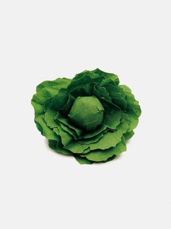 Realistic play food for toddlers – wooden vegetable Lettuce for play kitchen, eco-friendly and safe, made in Germany by Erzi.