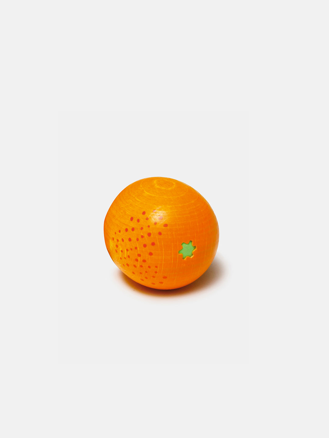 Wooden Fruit - Orange