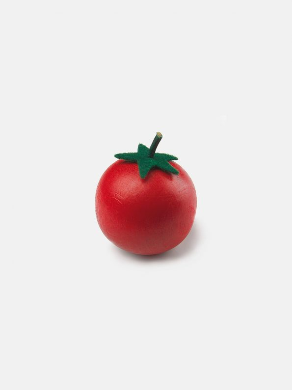 Wooden Vegetable – Tomato