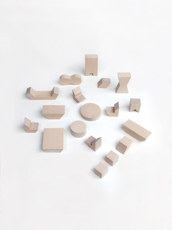 Mini Furniture – Natural