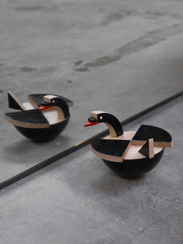 Bula The Wooden Swan