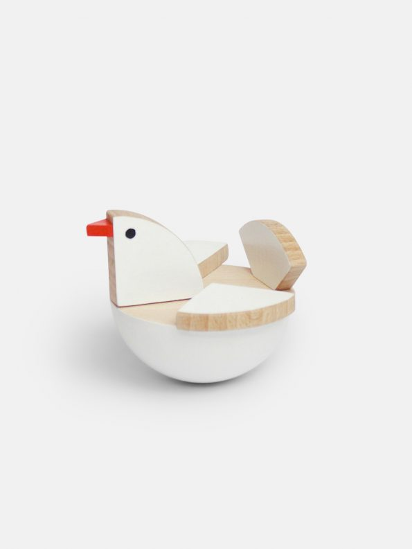 Holu The Wooden Dove