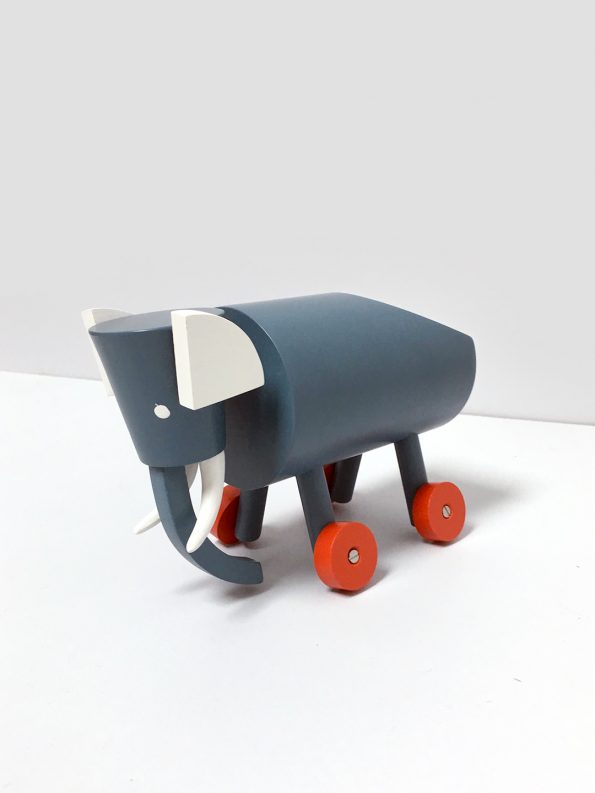 Early 20th Century Czech Toy Design - Wooden Toys by Ladislav Sutnar, mid-century toys