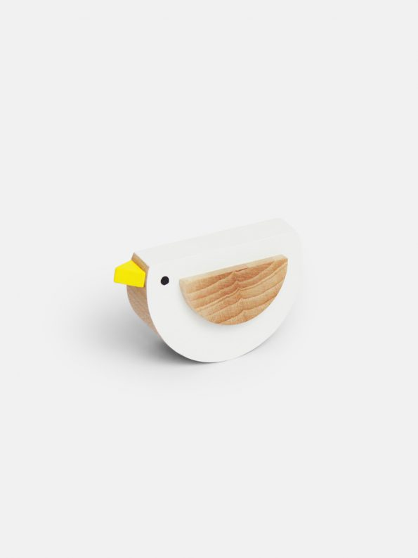 Pipa The Wooden Bird