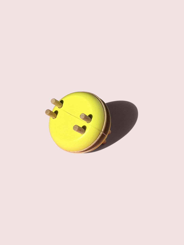 Macaron Pom Maker - Citrus