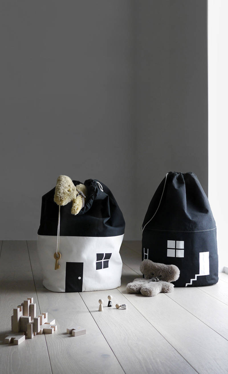 Rock & Pebble storage bags