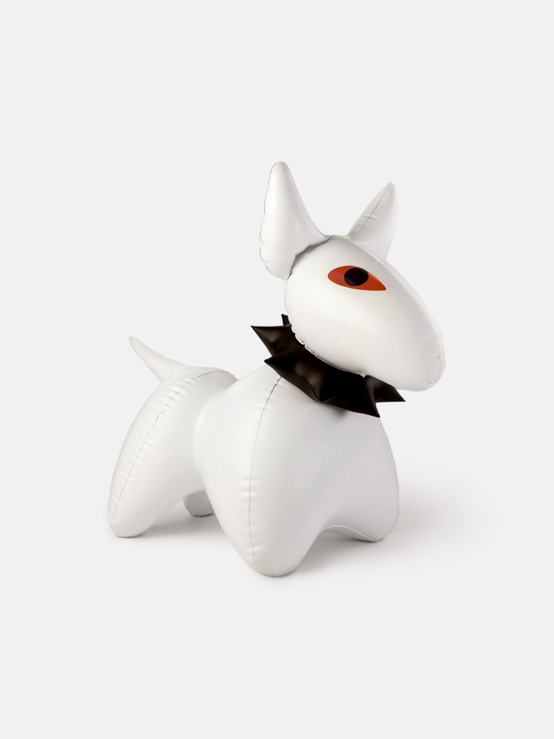 Inflatable Dog - BULÍK - White