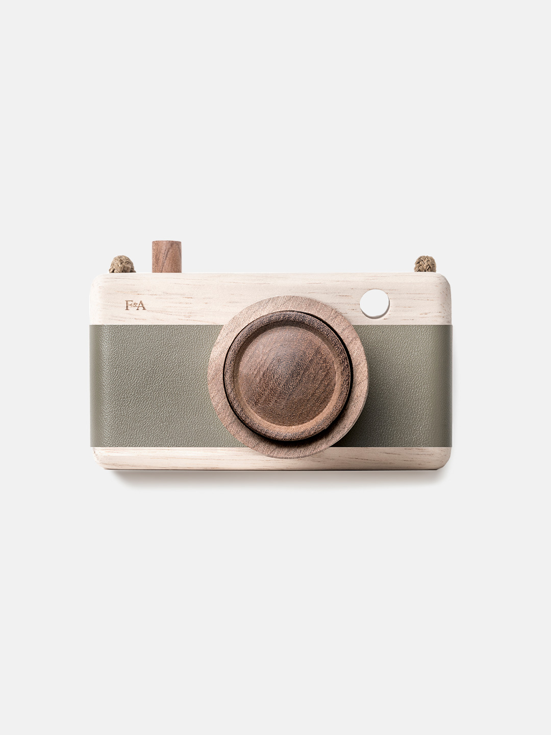 Wooden Camera - Fern Frond Green