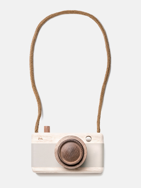 Wooden Camera - Grey Lilac