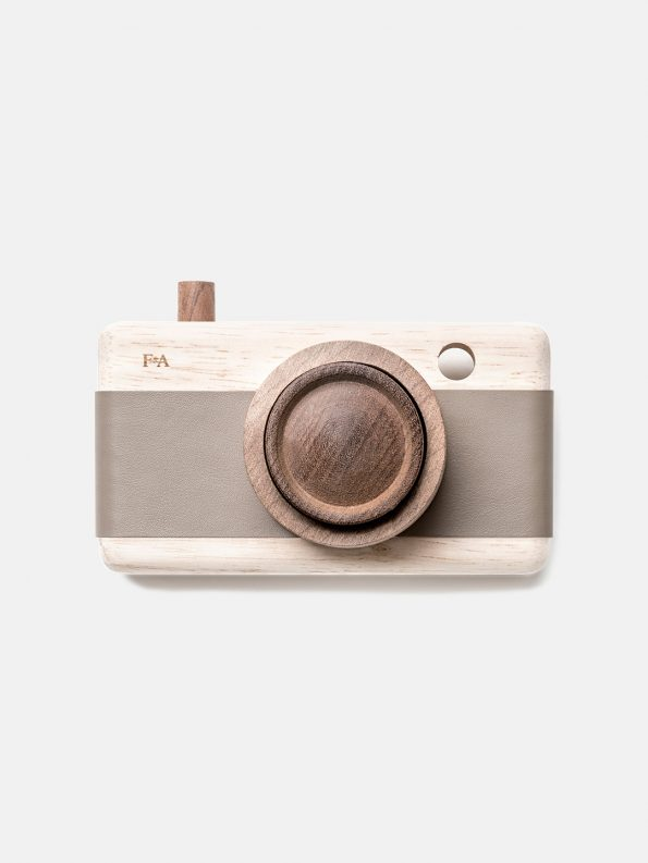 Wooden Camera – River Pebble Grey