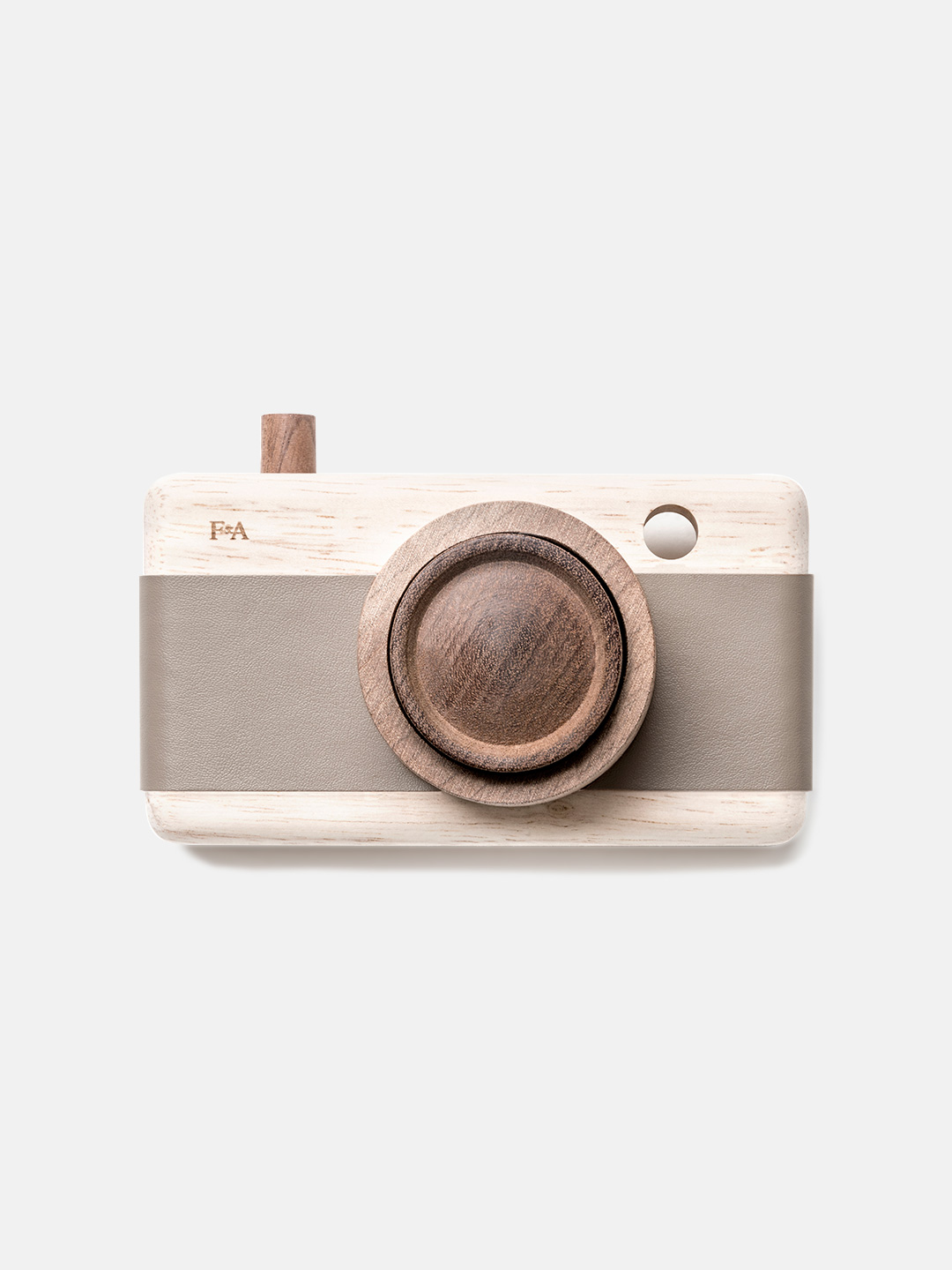 Wooden Camera - River Pebble Grey