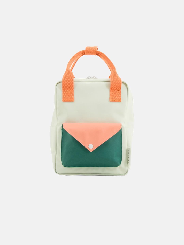 Small Backpack - Envelope Powder Blue