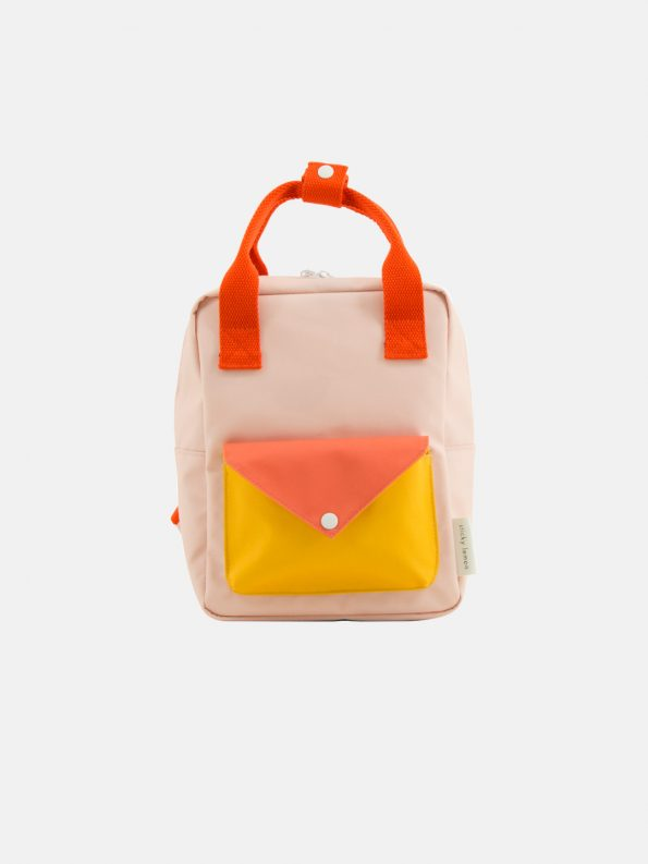 Small Backpack – Envelope Soft Pink