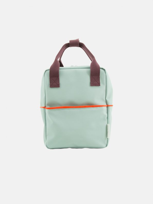 Small Backpack – Teddy Sage Green
