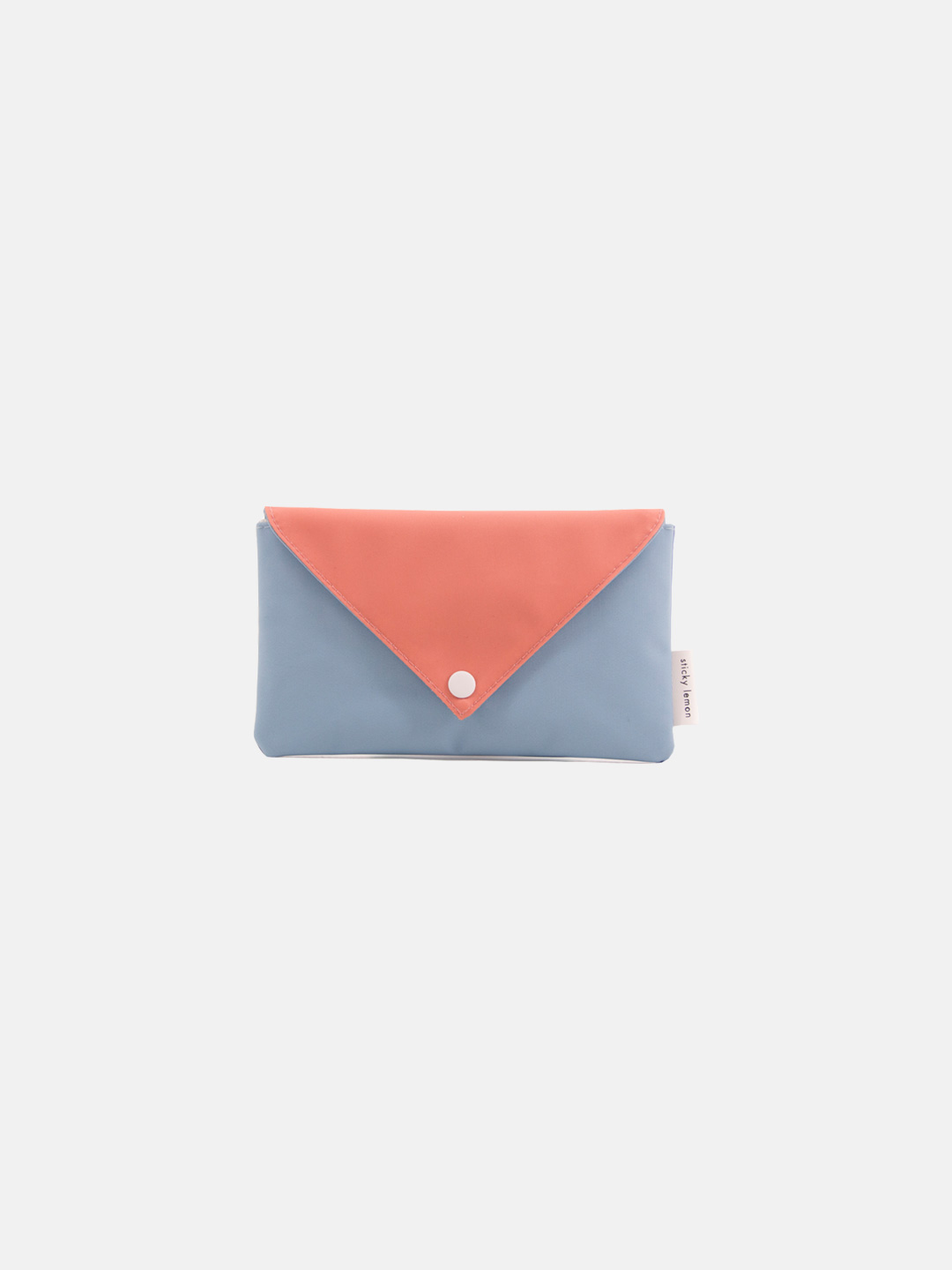 Pencil Case - Envelope Denim Blue