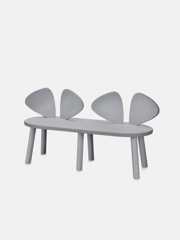 Mouse Bench – Grey