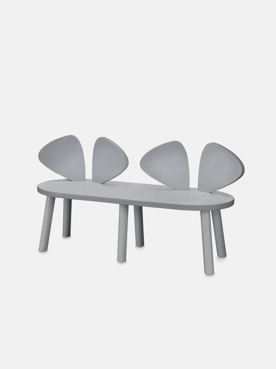 Mouse Bench - Grey