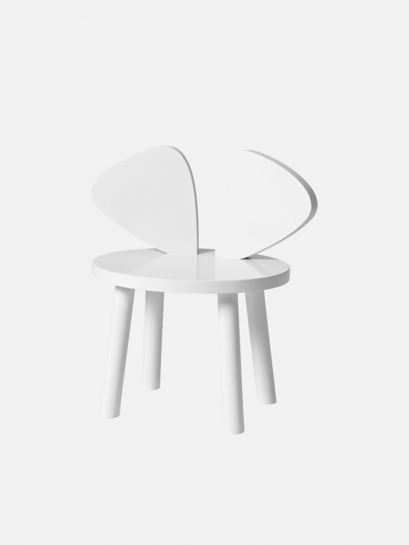 Mouse Chair – White