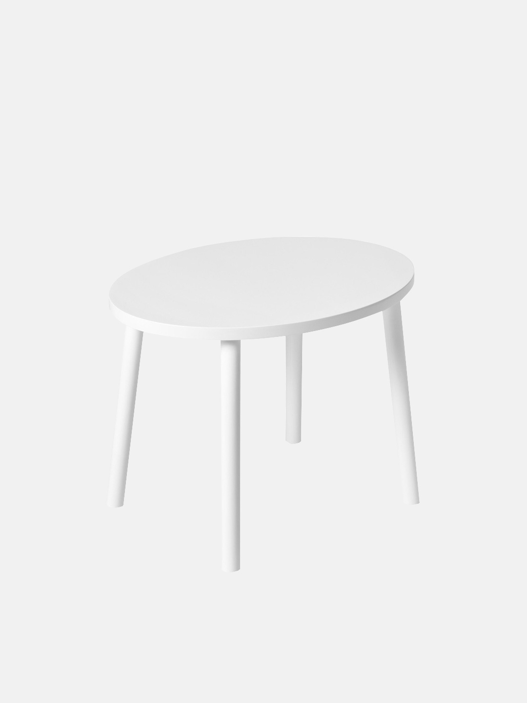 Mouse Table - White
