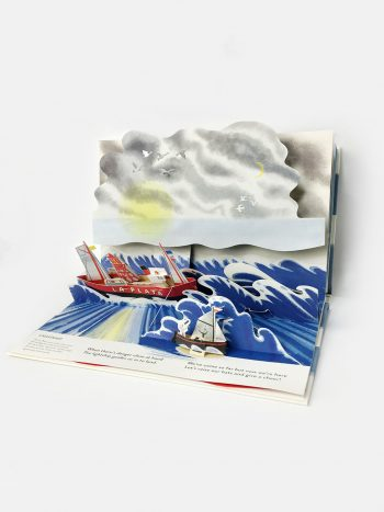 Pop-Up Books - Moon Picnic