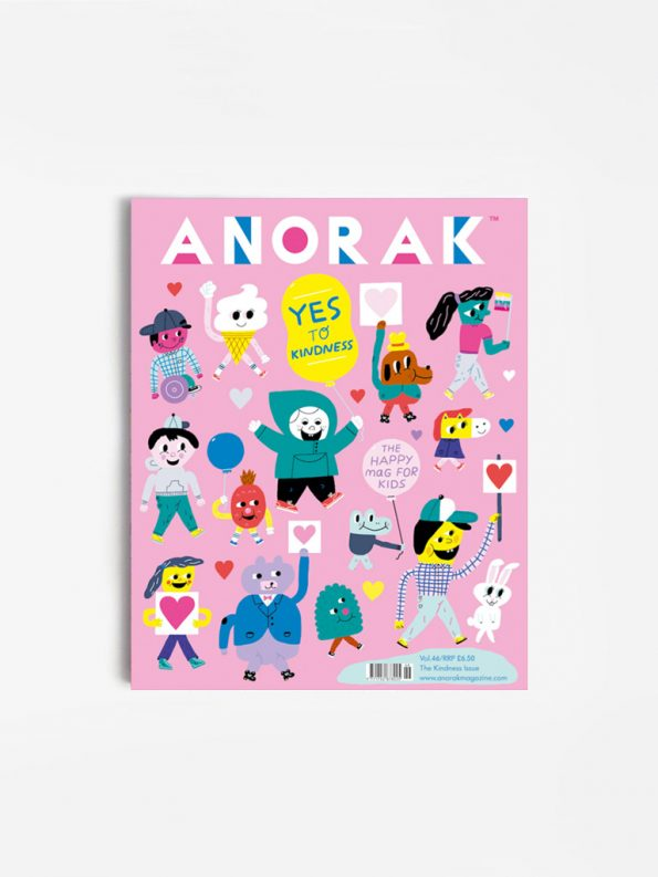 Anorak Magazine – Kindness
