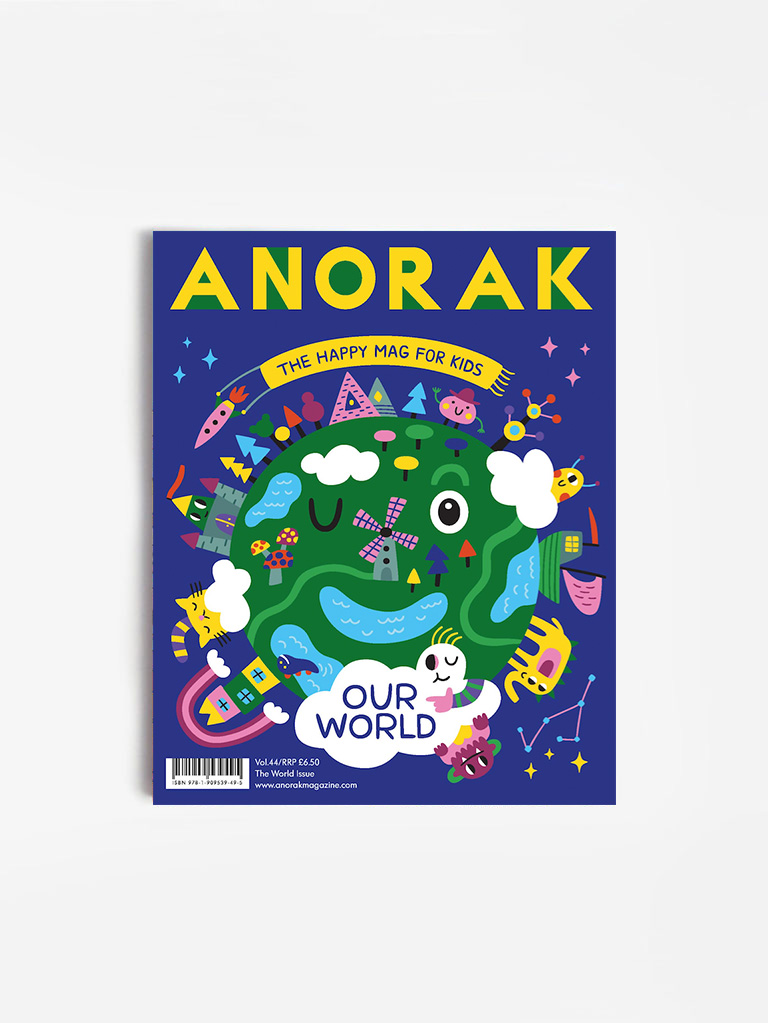 Anorak Magazine - World