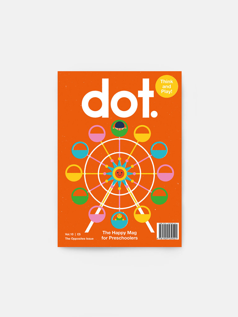 Dot - The Opposite Issue