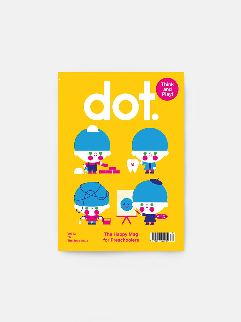 Dot - The Jobs Issue