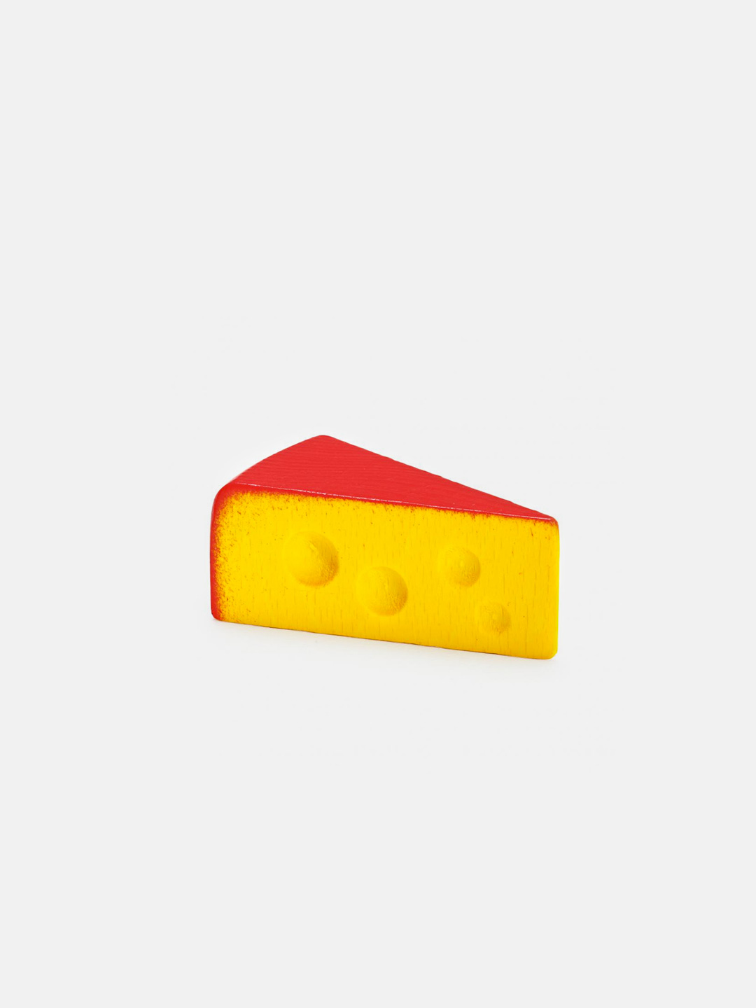 Wooden Food - Edam Cheese