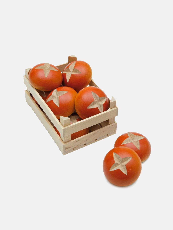 Wooden Food - Pretzel Roll