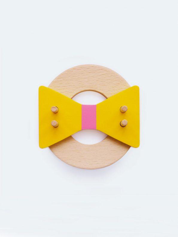 Bow Pom Maker – Yellow