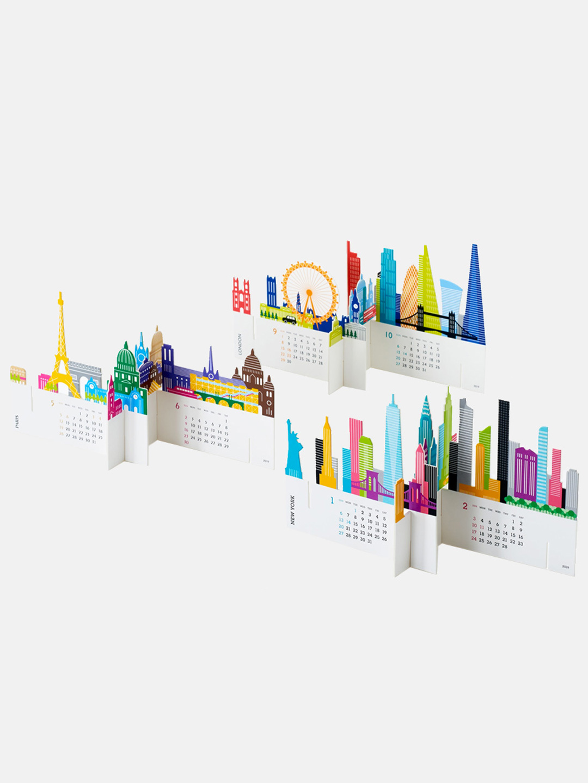 City Calendar 2019