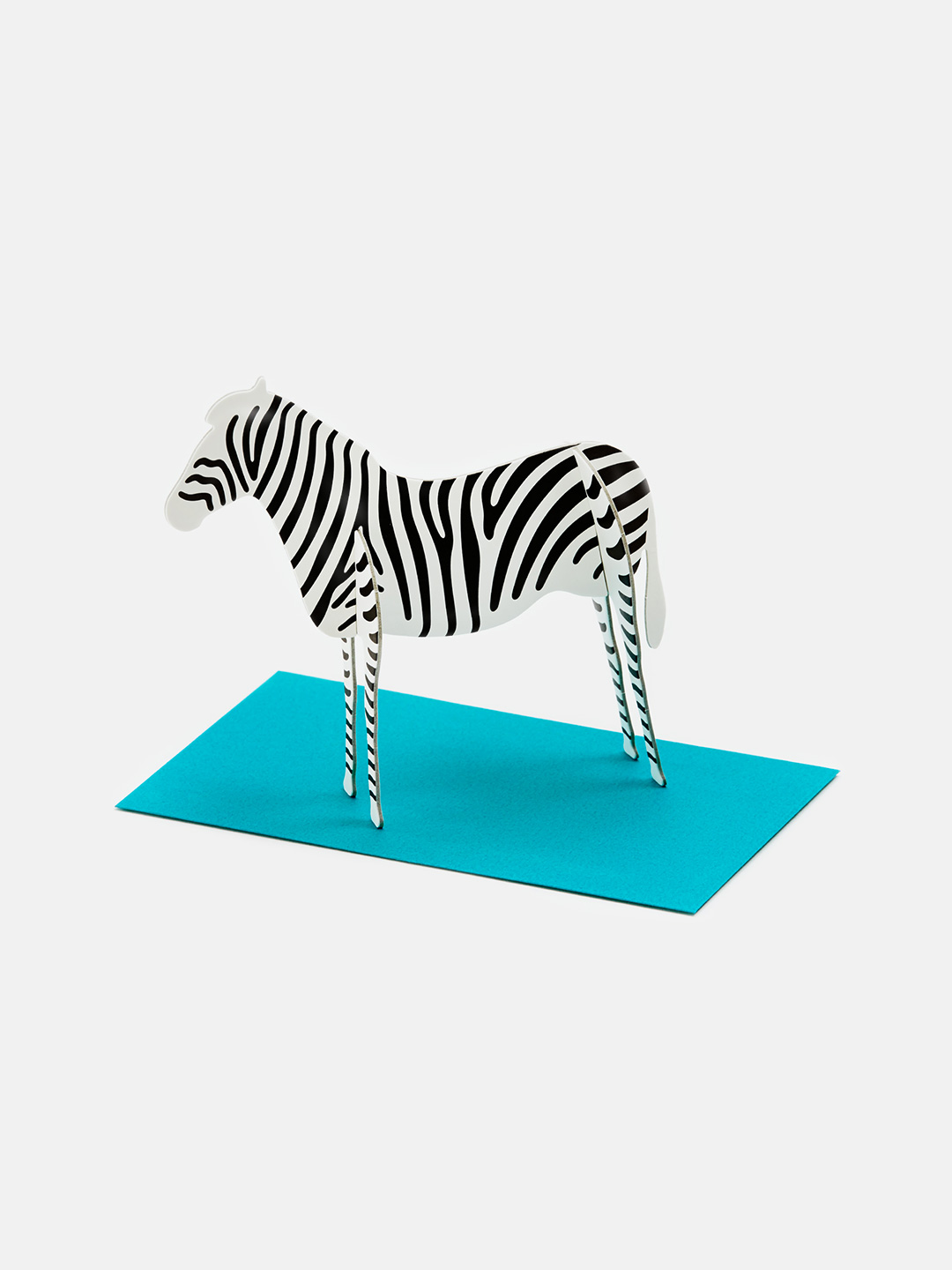 Post Animal - Zebra