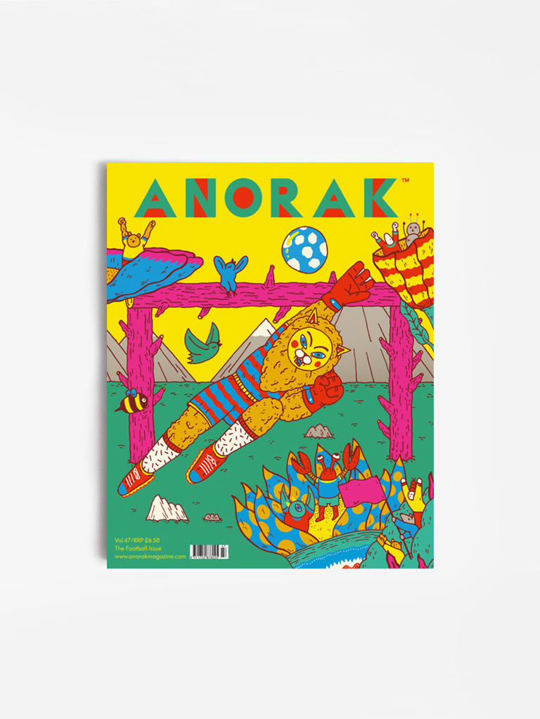 Anorak Magazine - Football
