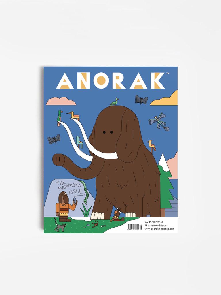 Anorak Magazine - Mammoths