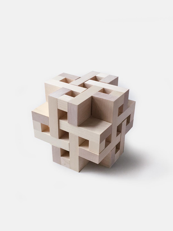 Gropius 3D Puzzle