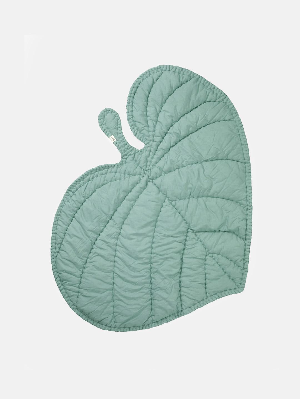 Leaf Blanket - Mint