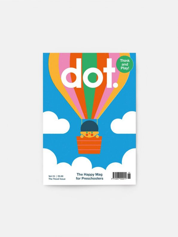Dot – The Travel Issue