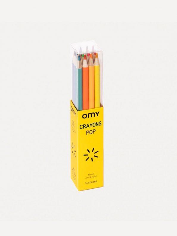 16 Pop Pencils