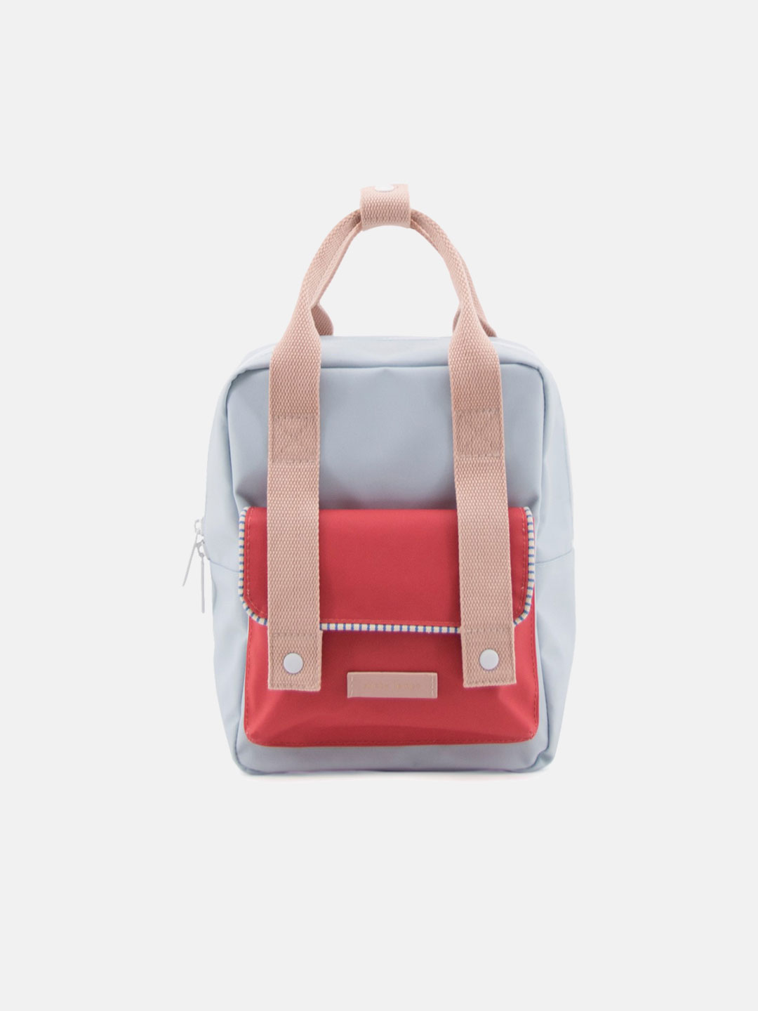 Small Backpack Envelope Deluxe - Agatha blue
