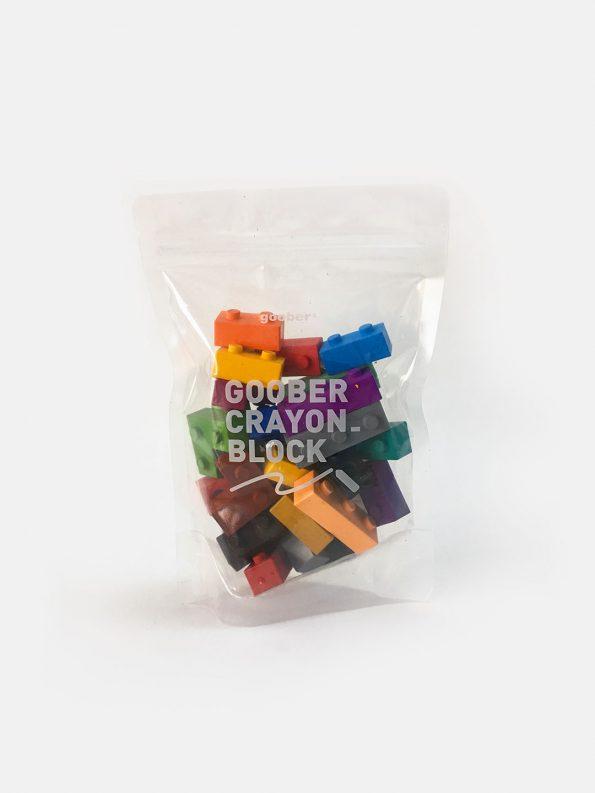 Crayon Blocks 18 pcs Set