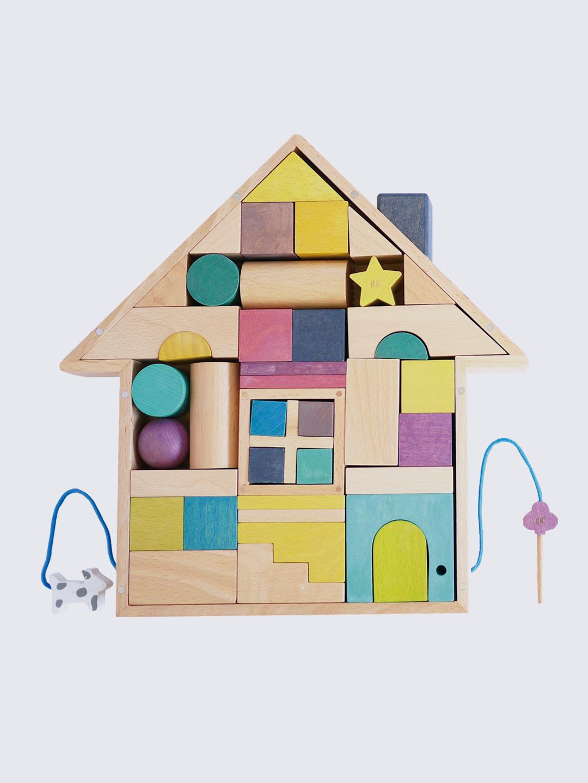 Tsumiki House Blocks
