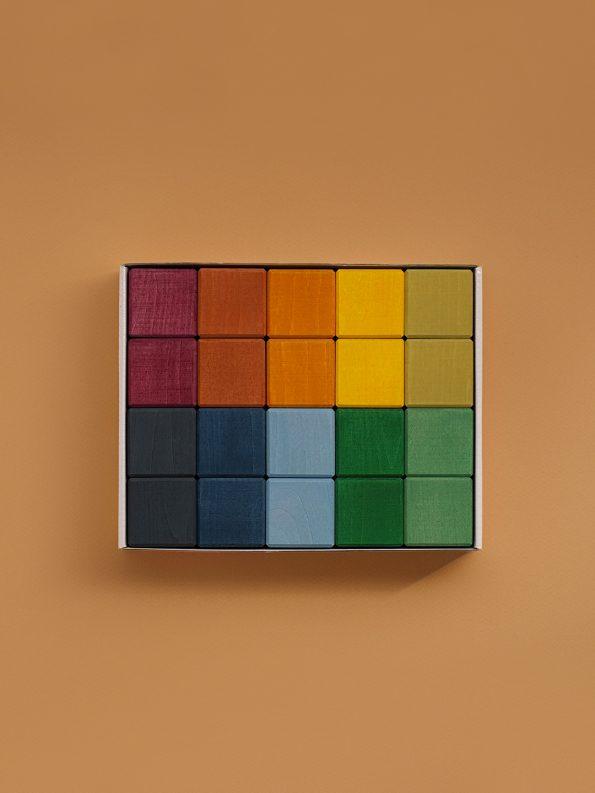 Earth Cubes