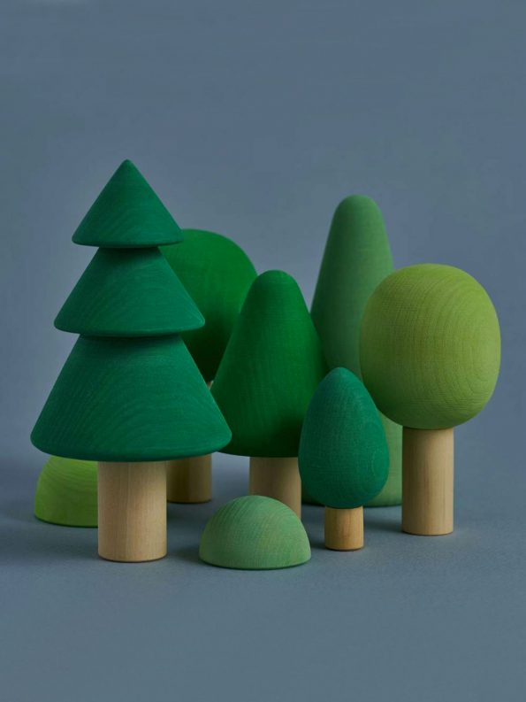 Wooden Forest  – Vol.1 Green