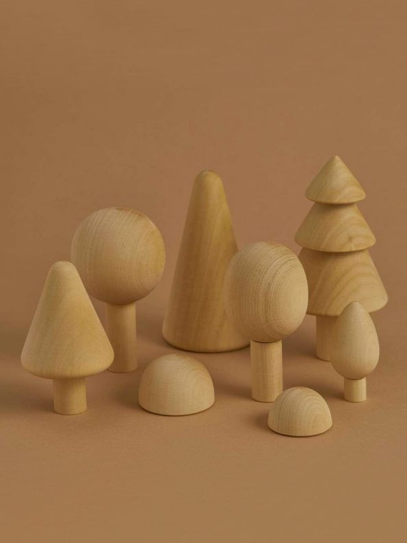 Wooden Forest – Vol.1 Natural