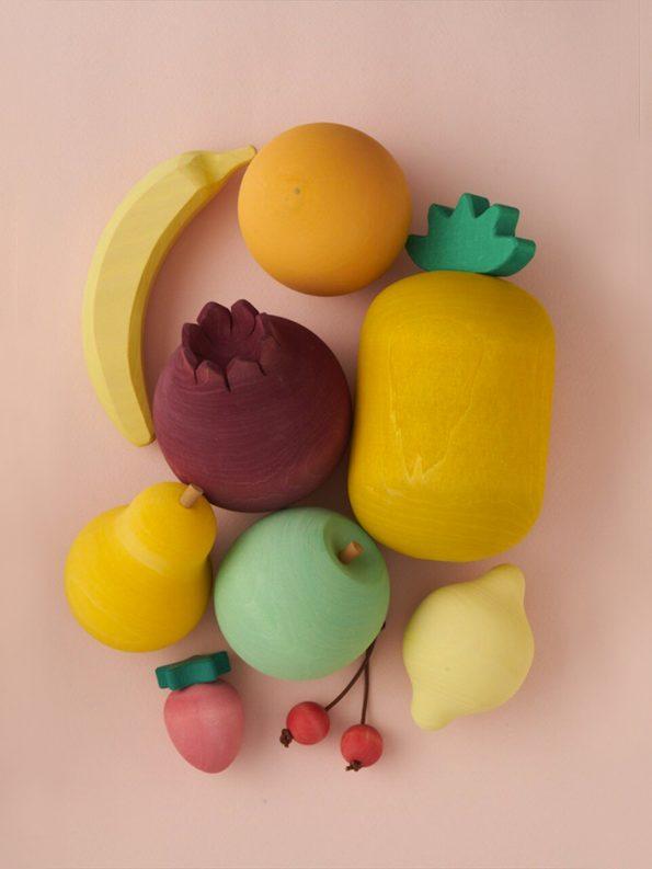Wooden Fruits – Vol.1